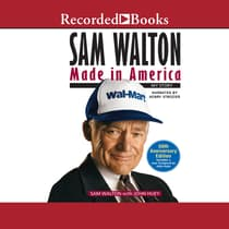 Sam Walton by Sam Walton audiobook