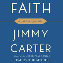 Faith by Jimmy Carter audiobook