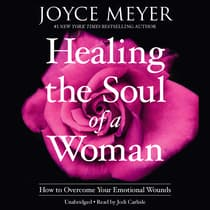 Healing the Soul of a Woman by Joyce Meyer audiobook