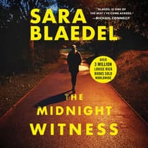 The Midnight Witness by Sara Blaedel audiobook