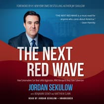 The Next Red Wave by Jordan Sekulow audiobook