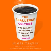 The Challenge Culture by Nigel Travis audiobook