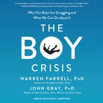 The Boy Crisis by Warren Farrell audiobook