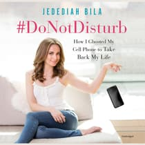 #DoNotDisturb by Jedediah Bila audiobook