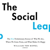 The Social Leap by William von Hippel audiobook