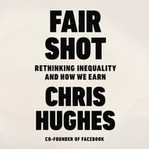 Fair Shot by Chris Hughes audiobook