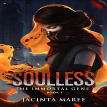 Soulless by Jacinta Maree audiobook
