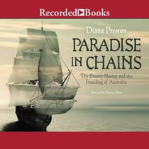 Paradise in Chains by Diana Preston audiobook