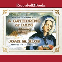 A Gathering of Days by Joan W. Blos audiobook