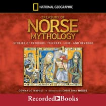Treasury of Norse Mythology by Donna Jo Napoli audiobook