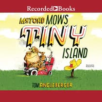 McToad Mows Tiny Island by Tom Angleberger audiobook