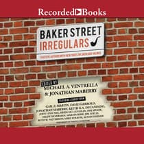 The Baker Street Irregulars by Jonathan Maberry audiobook
