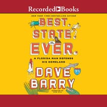 Best. State. Ever. by Dave Barry audiobook