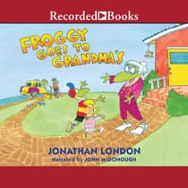 Froggy Goes to Grandma's by Jonathan London audiobook