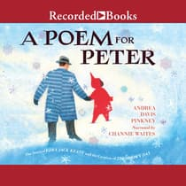 A Poem for Peter by Andrea Davis Pinkney audiobook
