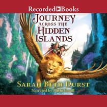 Journey Across the Hidden Islands by Sarah Beth Durst audiobook