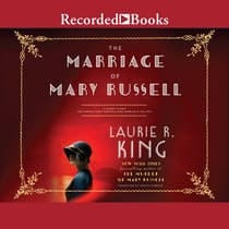 The Marriage of Mary Russell by Laurie R. King audiobook