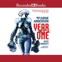 Judge Anderson by Alex Worley audiobook