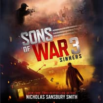 Sons of War 3: Sinners by Nicholas Sansbury Smith audiobook