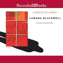 A Table by the Window by Lawana Blackwell audiobook