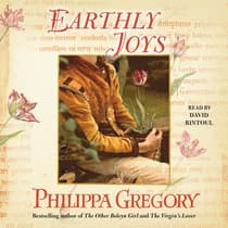 Earthly Joys by Philippa Gregory audiobook
