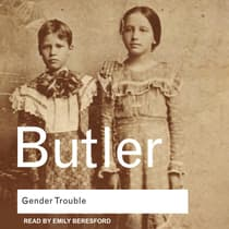 Gender Trouble by Judith Butler audiobook