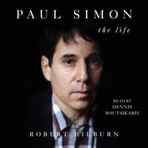 Paul Simon by Robert Hilburn audiobook