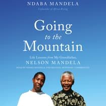 Going to the Mountain by Ndaba Mandela audiobook