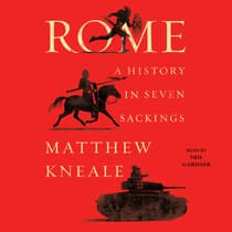Rome by Matthew Kneale audiobook