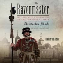 The Ravenmaster by Christopher Skaife audiobook
