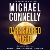 Dark Sacred Night by Michael Connelly audiobook