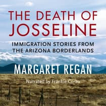 The Death of Josseline by Margaret Regan audiobook