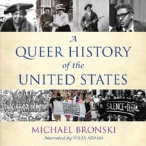 A Queer History of the United States by Michael Bronski audiobook