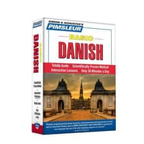 Pimsleur Danish Basic Course - Level 1 Lessons 1-10 by Paul Pimsleur audiobook