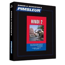 Pimsleur Hindi Level 2 by Paul Pimsleur audiobook