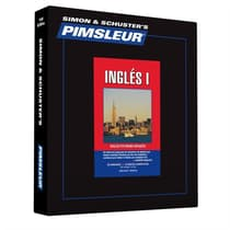 Pimsleur English for Spanish Speakers Level 1 by Paul Pimsleur audiobook