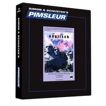 Pimsleur English for German Speakers Level 1 by Paul Pimsleur audiobook