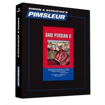 Pimsleur Dari Persian Level 2 by Paul Pimsleur audiobook