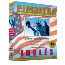 Instant Conversation English for Spanish by Paul Pimsleur audiobook
