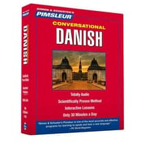 Pimsleur Danish Conversational Course - Level 1 Lessons 1-16 by Paul Pimsleur audiobook