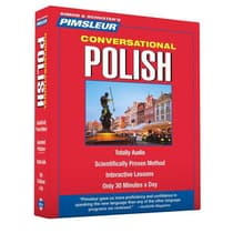 Pimsleur Polish Conversational Course - Level 1 Lessons 1-16 by Paul Pimsleur audiobook