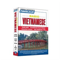 Pimsleur Vietnamese Basic Course - Level 1 Lessons 1-10 by Paul Pimsleur audiobook