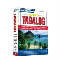 Pimsleur Tagalog Basic Course - Level 1 Lessons 1-10 by Paul Pimsleur audiobook