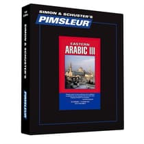 Pimsleur Arabic (Eastern) Level 3 by Paul Pimsleur audiobook