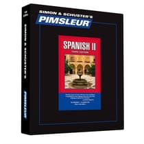 Pimsleur Spanish Level 2 by Paul Pimsleur audiobook