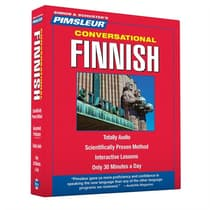 Pimsleur Finnish Conversational Course - Level 1 Lessons 1-16 by Paul Pimsleur audiobook