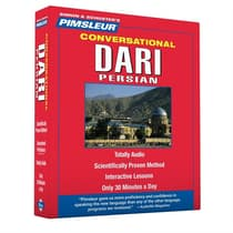 Pimsleur Dari Persian Conversational Course - Level 1 Lessons 1-16 by Paul Pimsleur audiobook