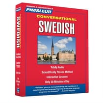 Pimsleur Swedish Conversational Course - Level 1 Lessons 1-16 by Paul Pimsleur audiobook