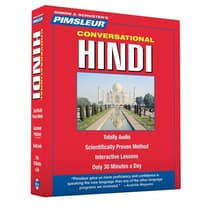 Pimsleur Hindi Conversational Course - Level 1 Lessons 1-16 by Paul Pimsleur audiobook