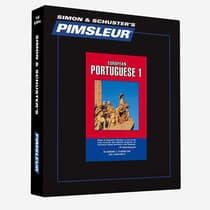 Pimsleur Portuguese (European) Level 1 by Paul Pimsleur audiobook